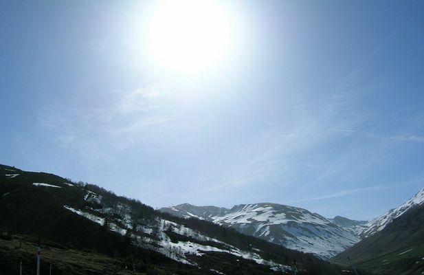 Andorra am Mittag