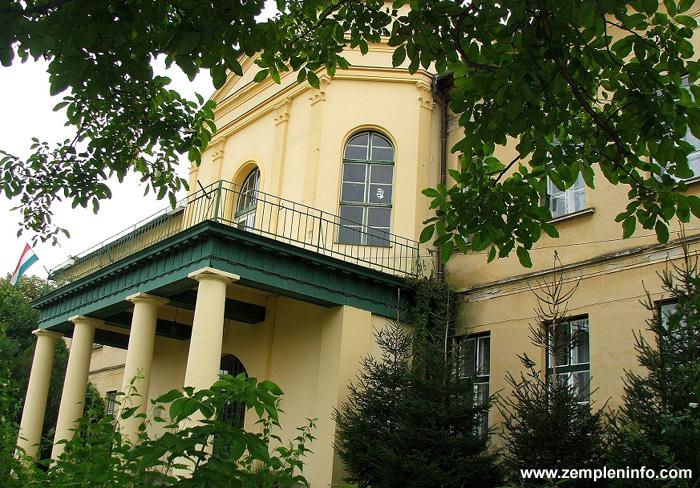 Andrassy castle (Mád)