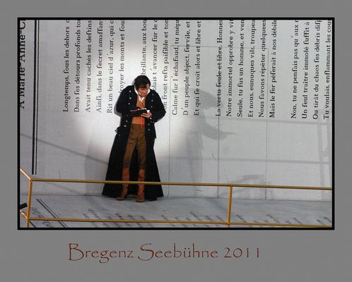 Andre Chenier Seebühne Bregenz