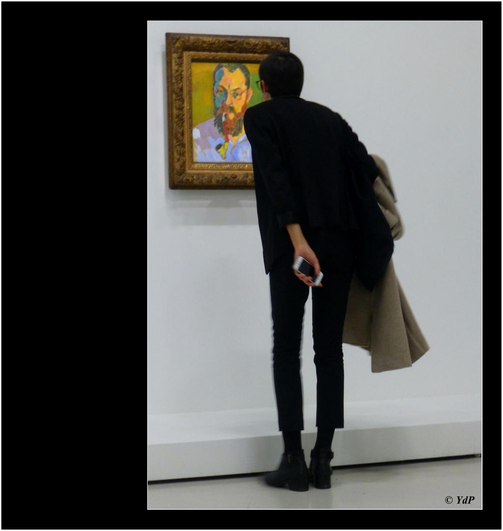 André Derain, Rétrospective à Beaubourg... # 1