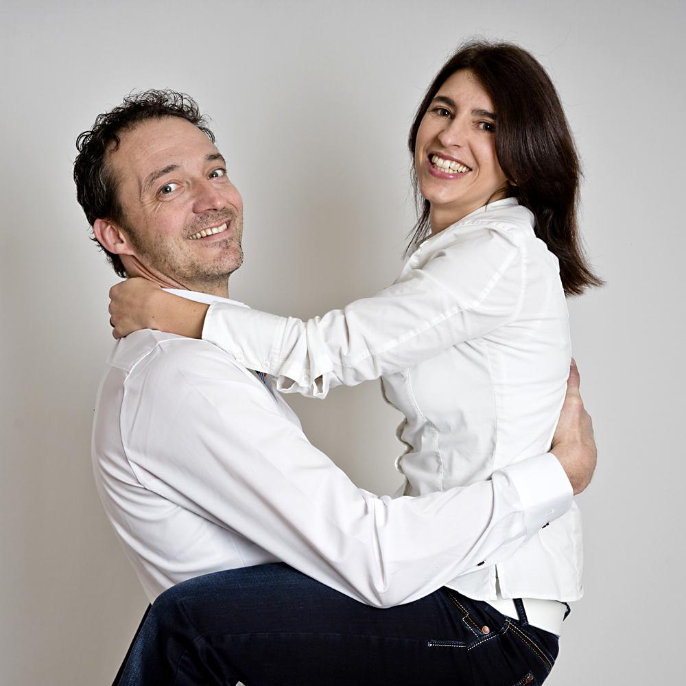 Andrea & Andreas, die glücklichen Eltern