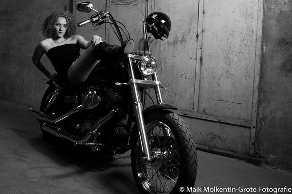 Andrea & Harley
