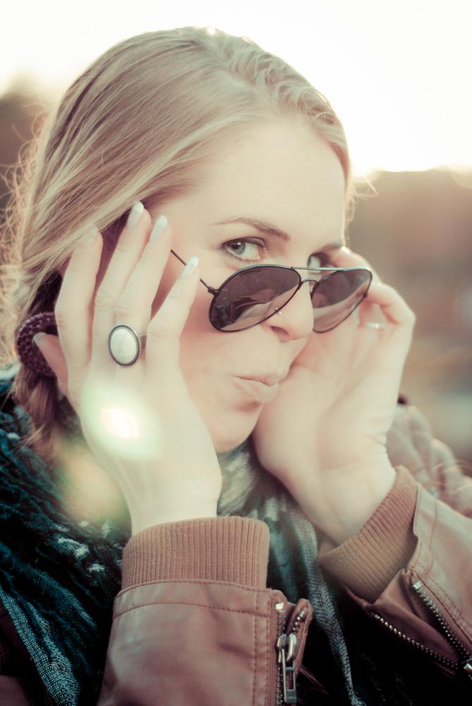 Andrea: Herbst-Sonne