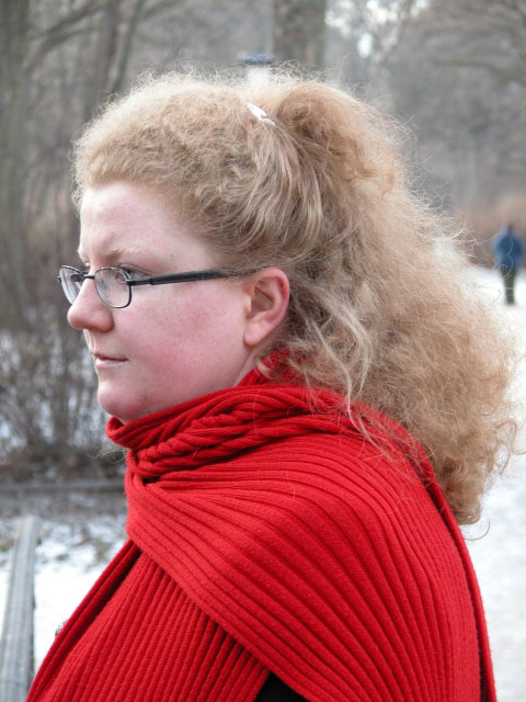 Andrea im Januar (1)