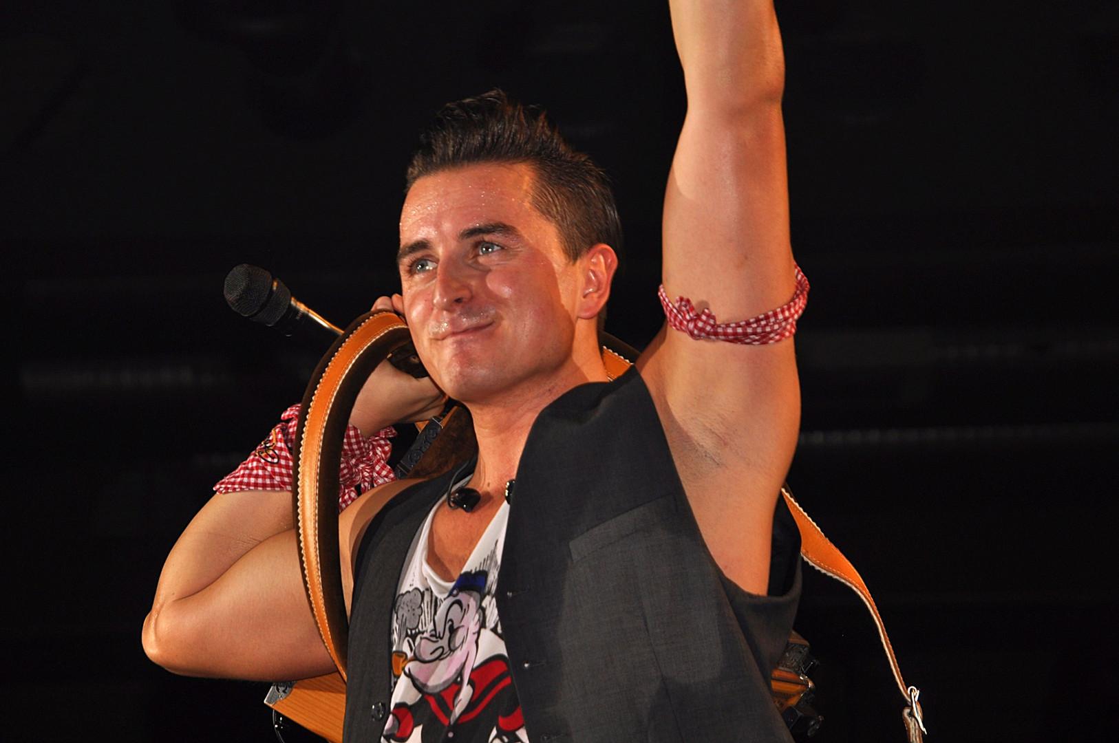Andreas Gabalier live in Erfurt