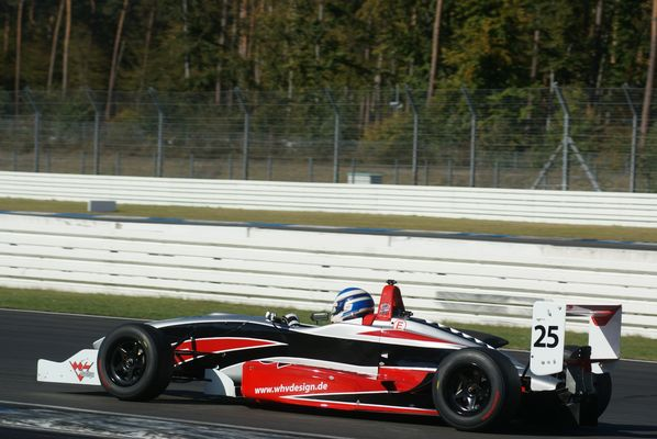 Andreas Germann Dallara F3 2011