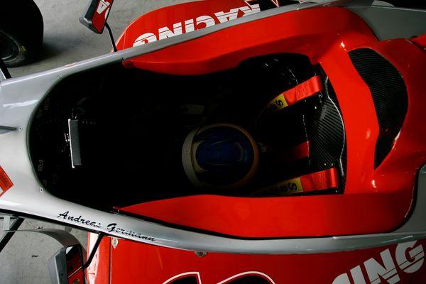 Andreas Germann Dallara f3 399