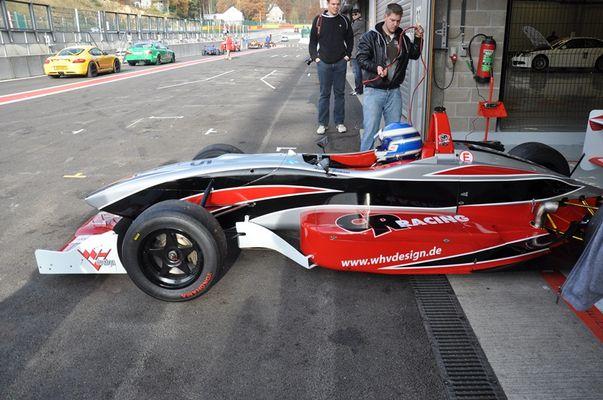 Andreas Germann Formel3