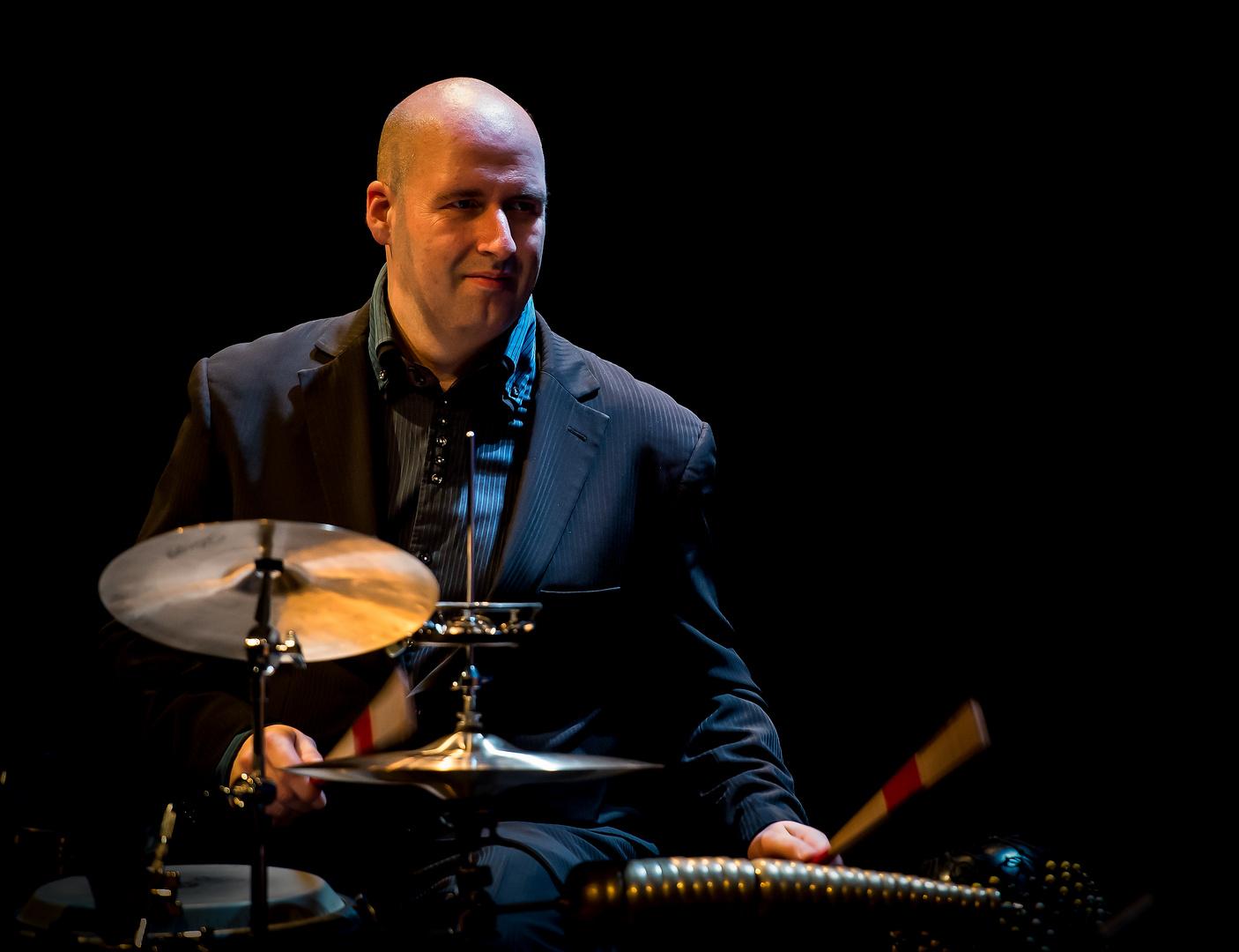 Andreas Keller, drums