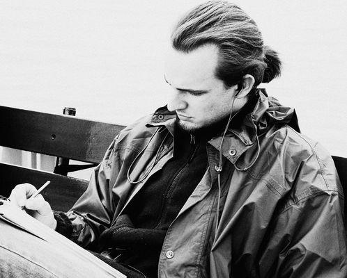 Andreas und das Zeichnen