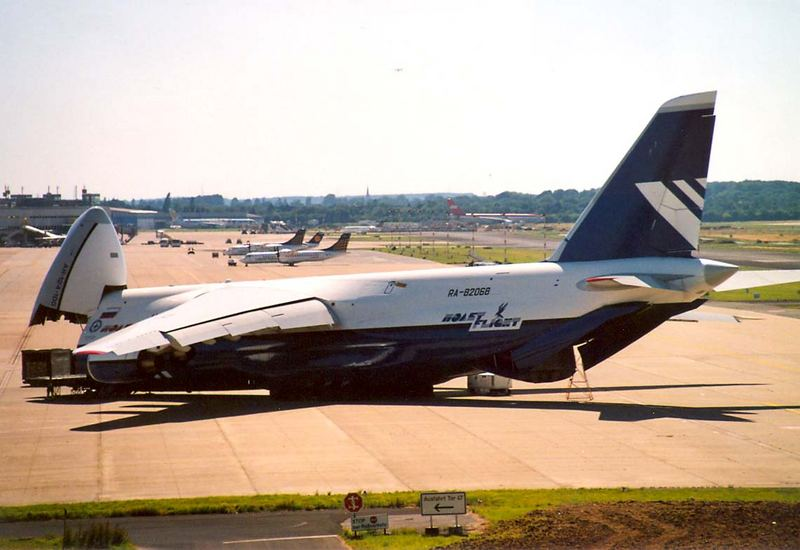 Andropov AN 124-100