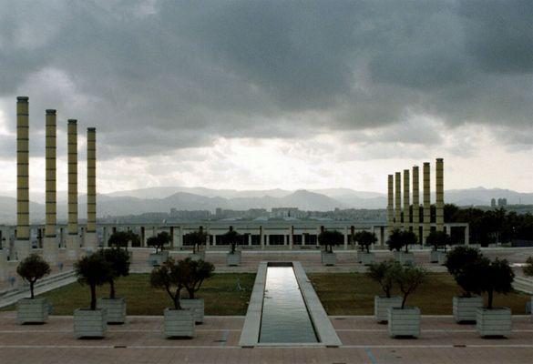 Anella Olimpica Barcelona