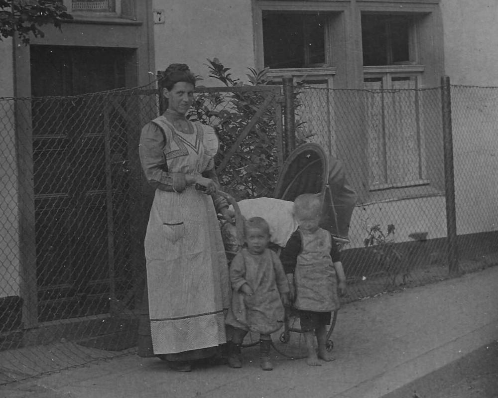Anfang 1900