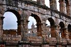 Anfiteatro de Pula siglo I (Croacia)