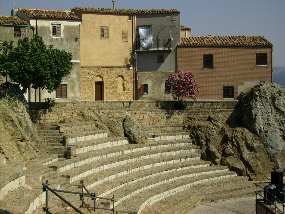 Anfiteatro - Pollina