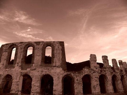 Anfiteatro Romano a Gubbio