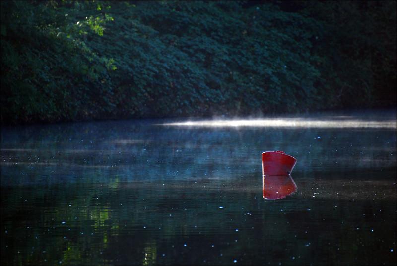Anflug von Melancholie................