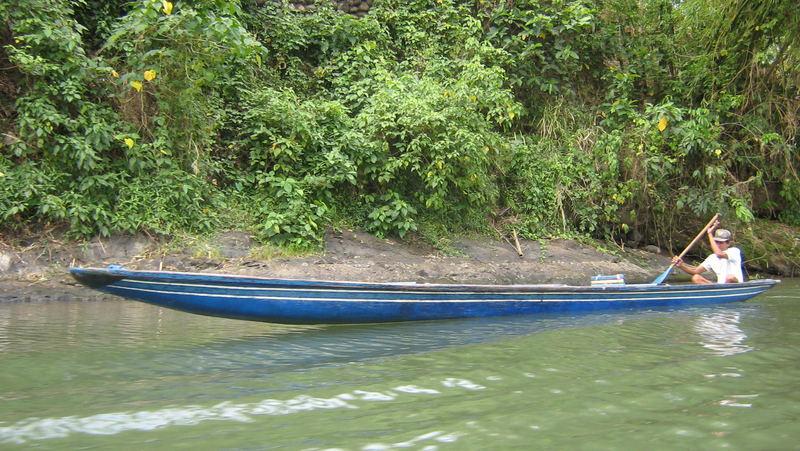 Ang Mambabangka (The Boatman)