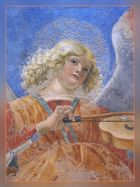 Ange musicien