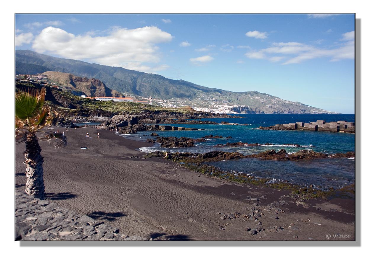 angekommen auf La Palma