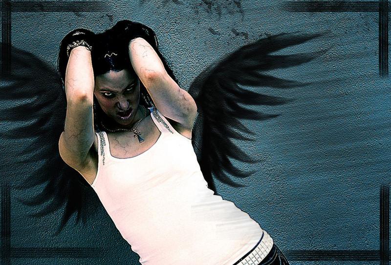 Angel Gone Bad