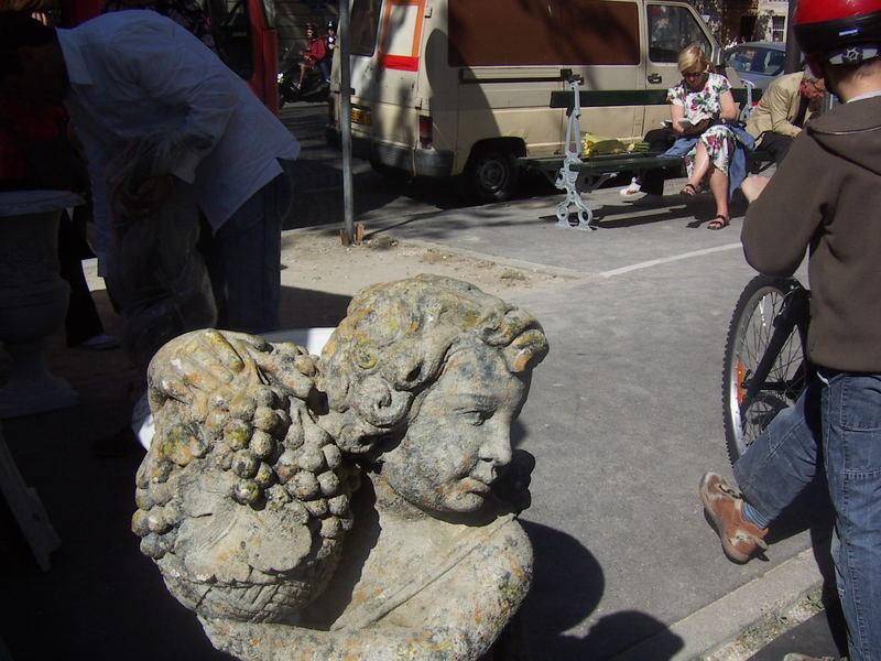 Angel in Paris
