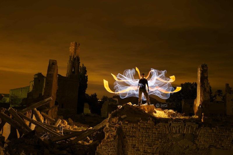 Angel of Belchite II