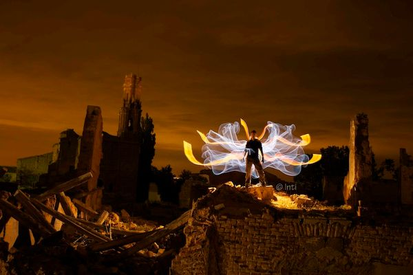 Angel of Belchite II