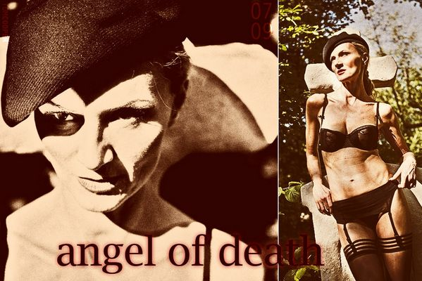 angel of death by cooper