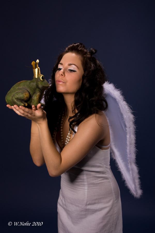 Angel Sarah und ihr Prinz