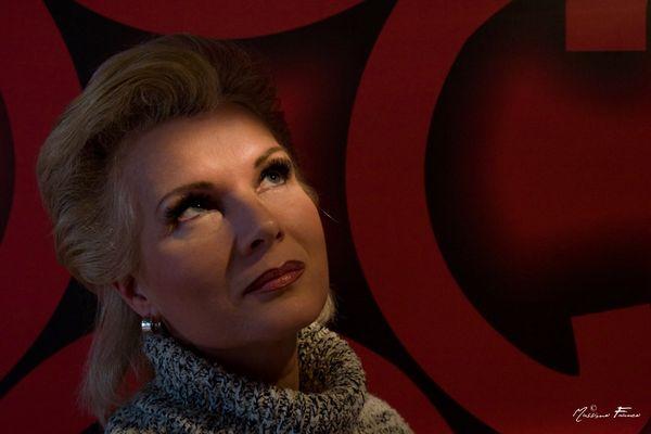 Angela luce nei suoi occhi
