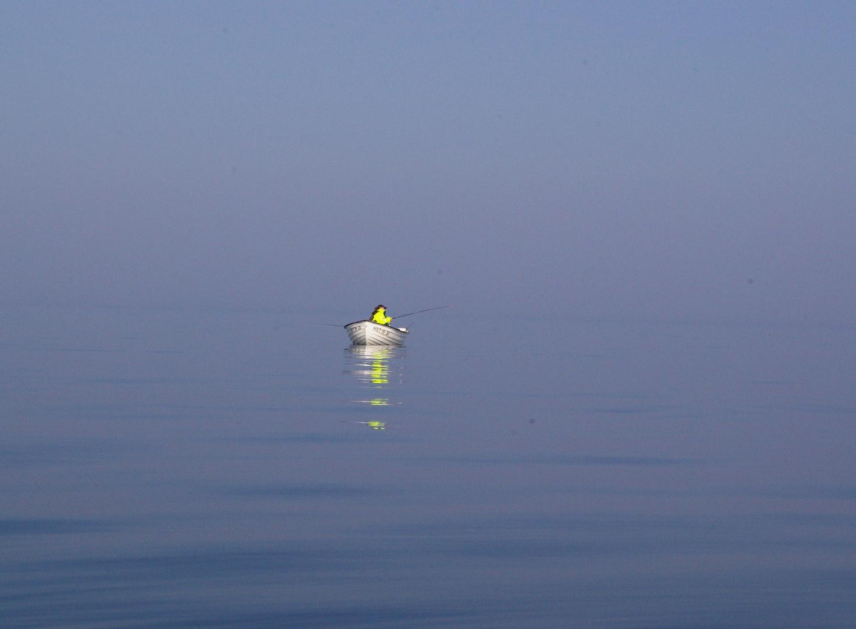 Angelausflug an der Ostsee