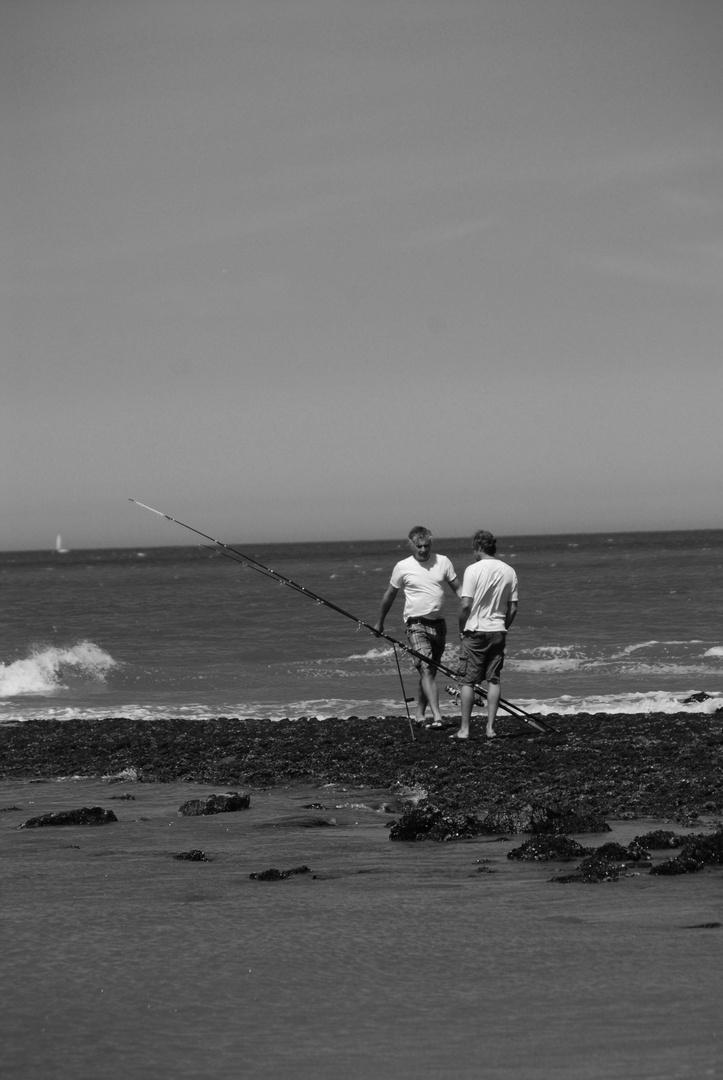 Angeln in der Nordsee
