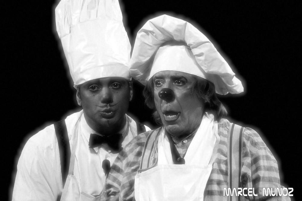 Angelo Munoz & Enrico Caroli