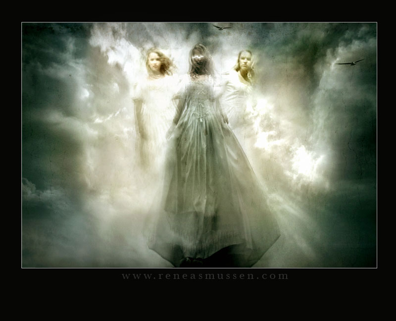 """Angels of life and Death"""