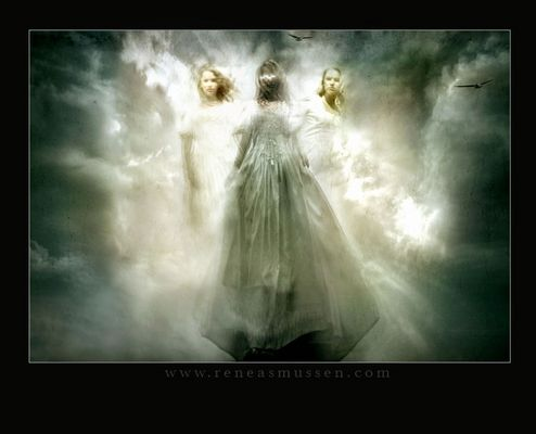 """""""Angels of life and Death"""""""