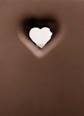 angestaubtes Herz