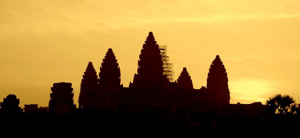Angkor 05.00 Uhr