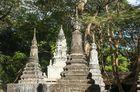 Angkor, Friedhof