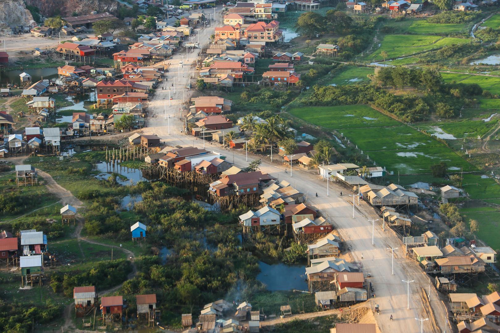 Angkor von oben 16