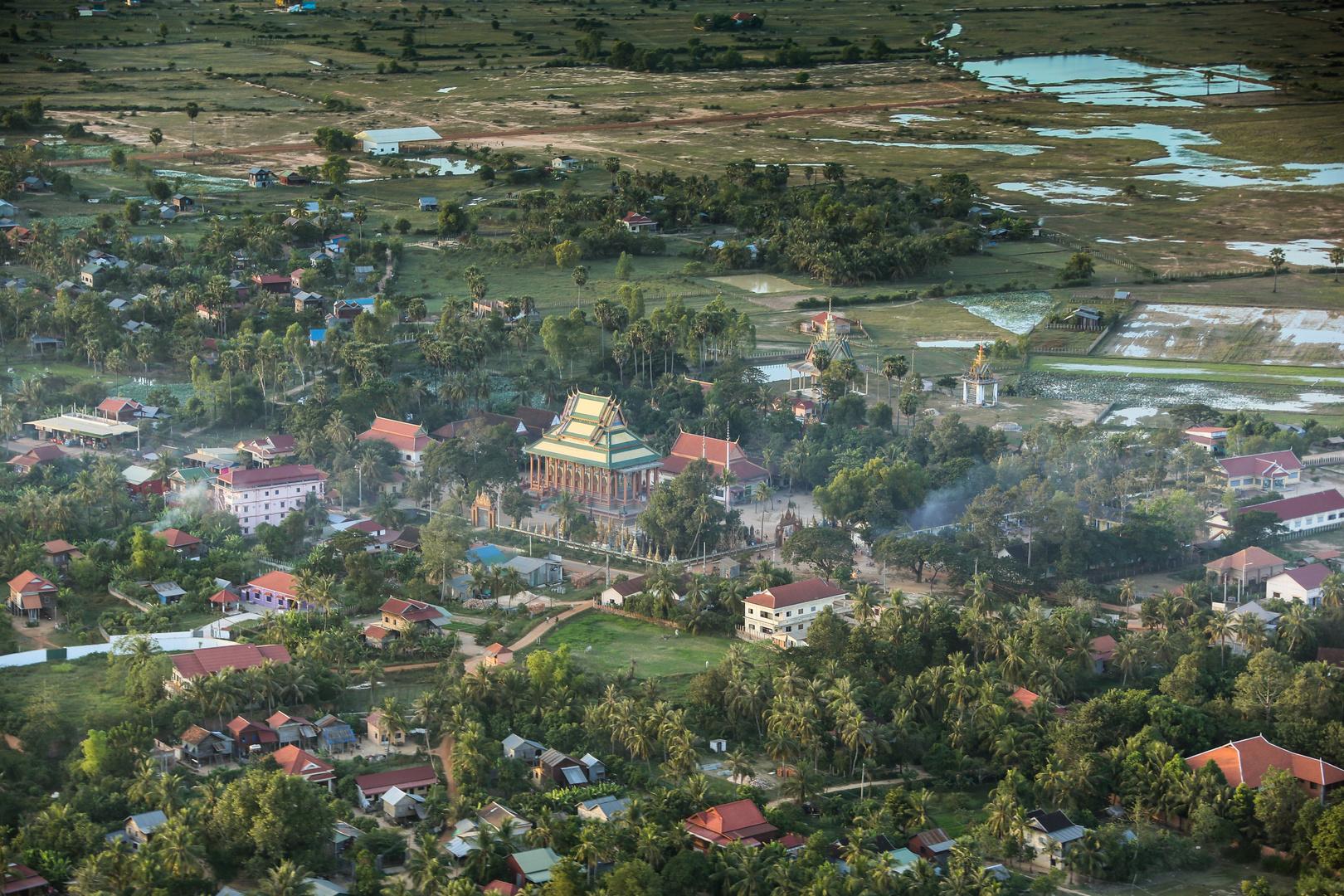 Angkor von oben 19