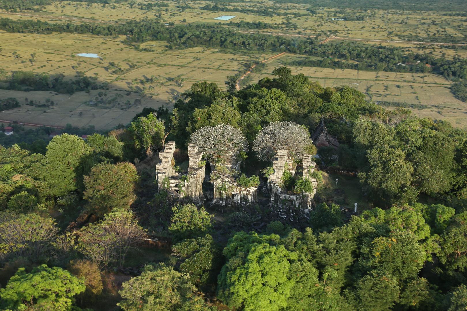 Angkor von oben 6