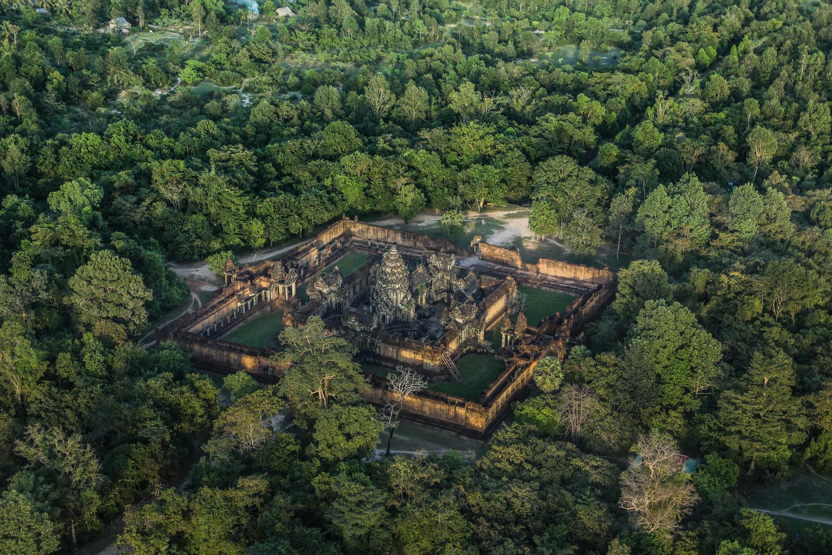 Angkor von oben 7