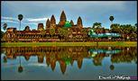 Angkor Wat von Davide Bergonzini