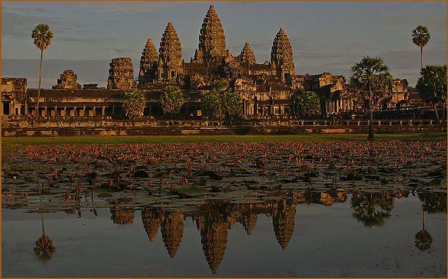 Angkor Wat...