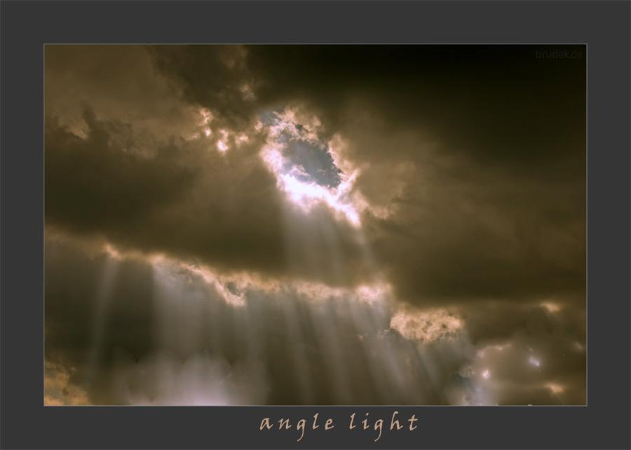 - angle light =