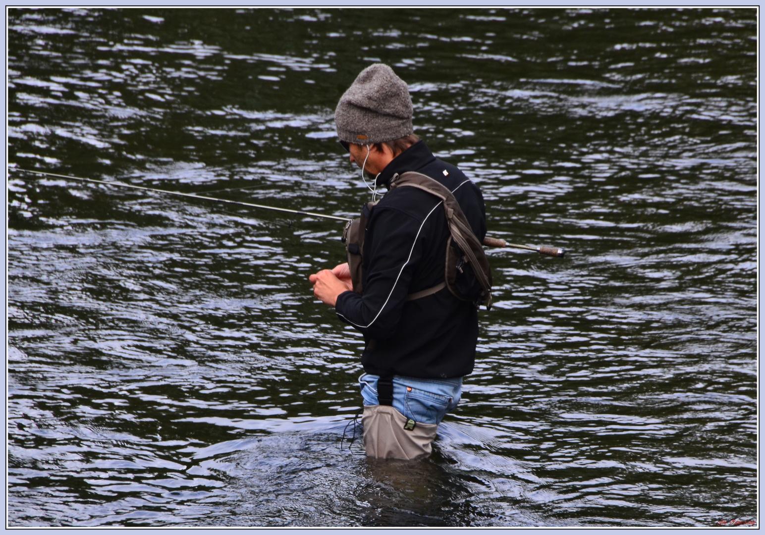 ´´´) Angler (```