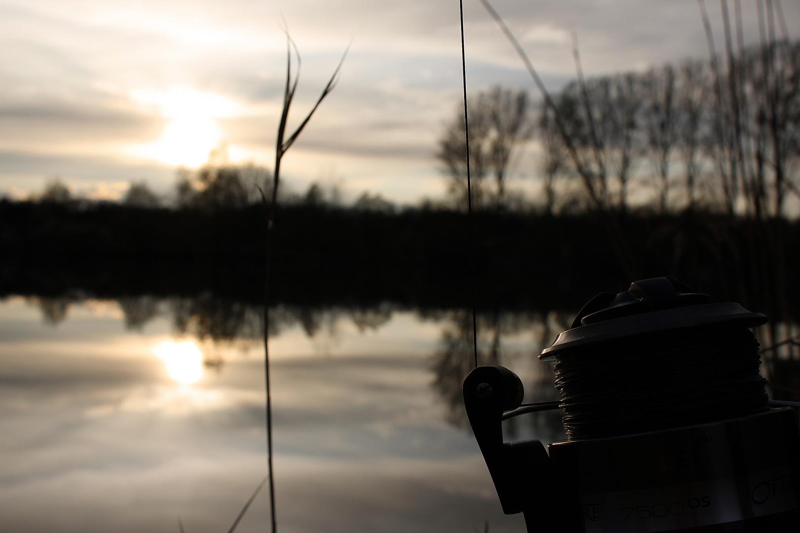 Angler-Fokus