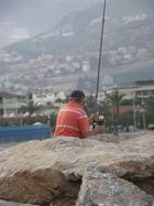 Angler in Alanya