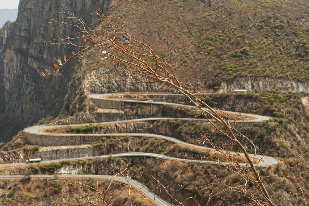 ANGOLA RENACE: Curvas y mas curvas